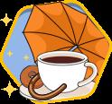 "{""16"":""Coffee, tea and umbrellas for rainy days"",""21"":""Coffee, tea and umbrellas for rainy days"",""24"":""Coffee, tea and umbrellas for rainy days"",""34"":""Coffee, tea and umbrellas for rainy days"",""47"":""Coffee, tea and umbrellas for rainy days"",""48"":""Coffee, tea and umbrellas for rainy days"",""49"":""Coffee, tea and umbrellas for rainy days"",""53"":""Coffee, tea and umbrellas for rainy days""}"
